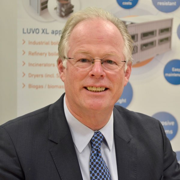 Frank Tielens, CEO of HeatMatrix