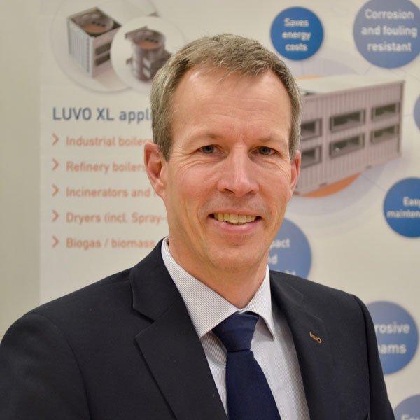 Pim van Keep, Technical Sales director at HeatMatrix