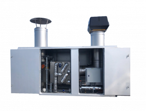 HeatMatrix - Ecopack - vrijstaand - V0.1